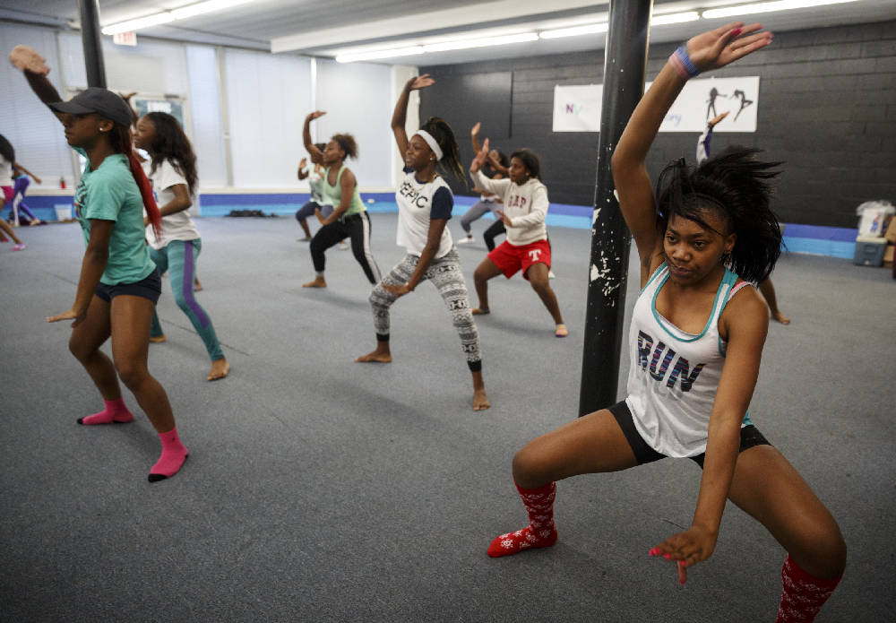 Reality Tv Show Spurs Growth Of Hip Hop Majorettes Locally Chattanooga Times Free Press