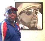 Chattanooga painter focuses on the faces with spectacles