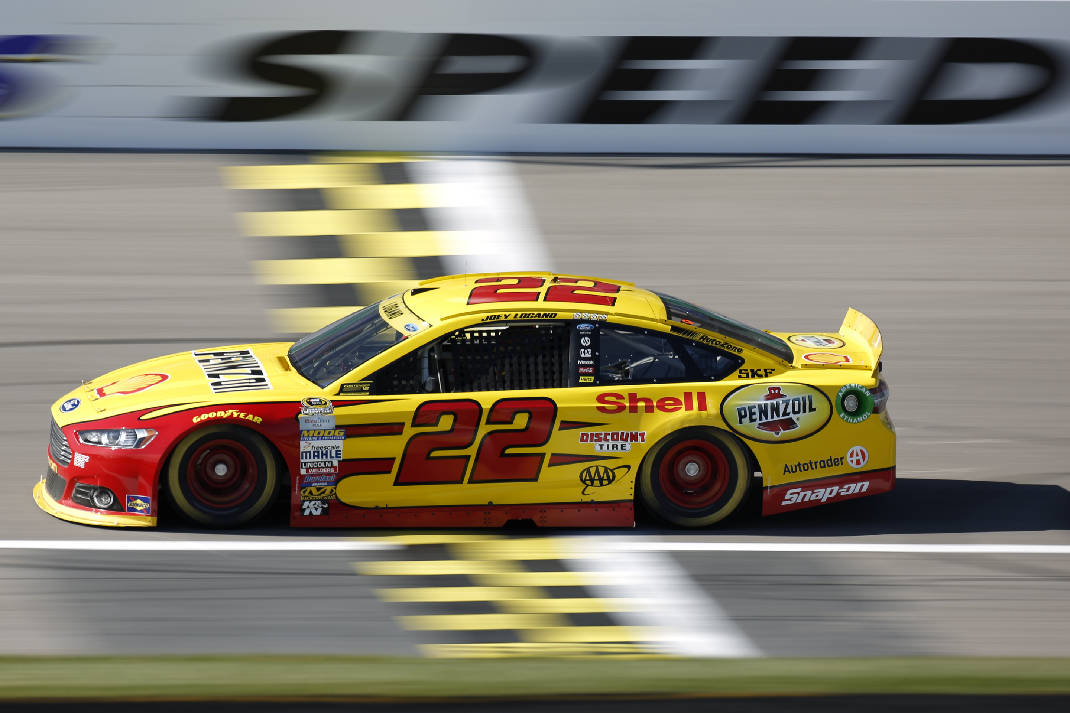 Joey Logano wins Talladega with controversial finish | Chattanooga Times  Free Press
