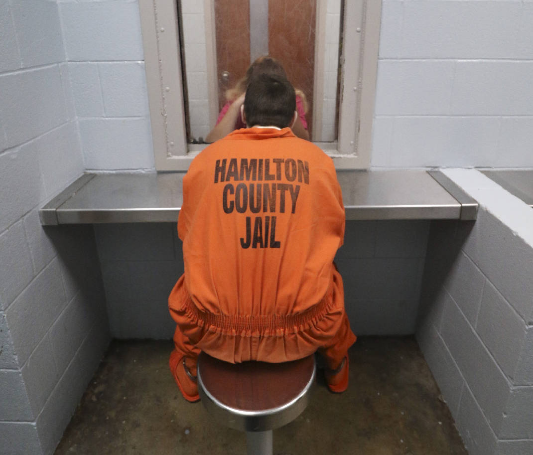 Hamilton County Jail opens registration for new video visitation