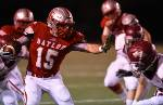 Ryan Parker sets high standard for Red Raiders