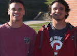 Chattooga's Foster twins too tough to tame
