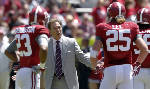 Time and Tide: Alabama seniors' successful run nearing the end