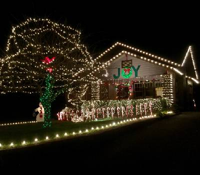 Chattanooga Christmas Lights.These Homes Went All Out For The Season Story Photos