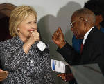 Coooper's eye on the left: Clinton Not Worst Of The 'Worst'