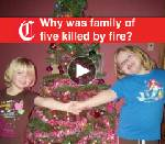 Chattanooga News: Family of five killed by fire