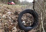 Deputies: Tire dumping has become a major hazard in Chattanooga