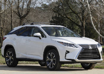 Test Drive New Lexus Rx 350 Sophisticated And Edgy