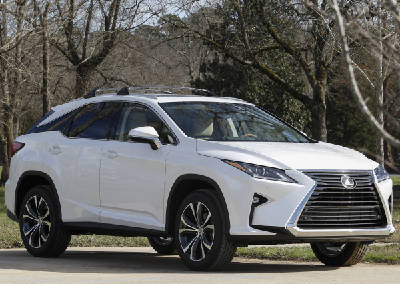 New Lexus Rx >> Test Drive New Lexus Rx 350 Sophisticated And Edgy