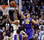 SEC coaches viewing LSU as more than just Simmons