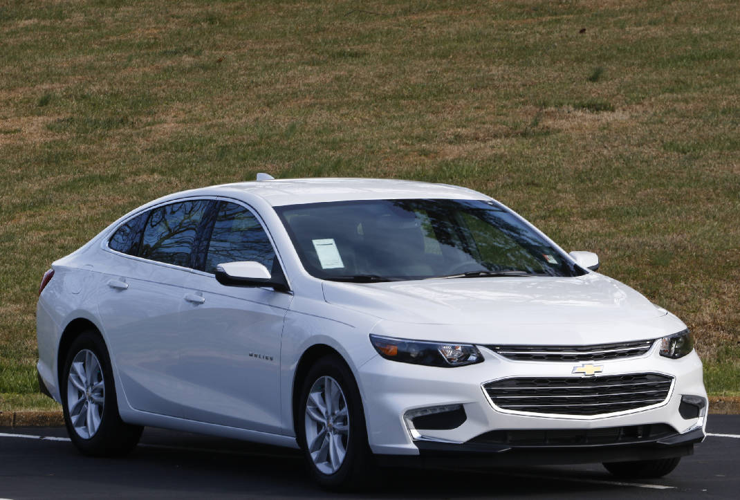 Test Drive: 2016 Chevy Malibu features turbo power | Times Free Press