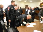 Change is underway at Red Bank Police Department