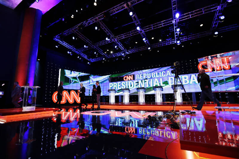 what time is the presidential debate tonight - photo #8