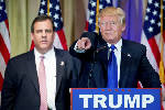 Christie on Trump appearance: 'I wasn't being held hostage'