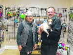 Pet food bank moves to HES