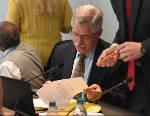 Decision looms today over superintendent's future