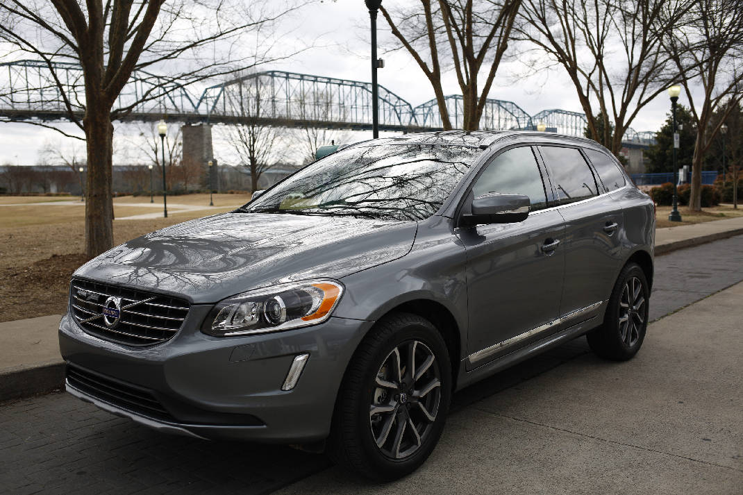 Best Awd Sports Cars >> Test Drive: Volvo XC60 T6 combines fun, practicality ...