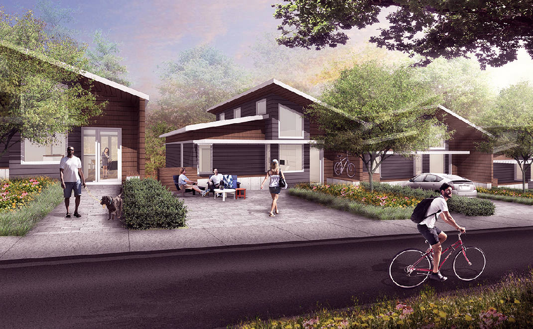 The Local Architectural Firm Antidote Is Designing Net Zero Homes For North  Chattanooga That Produce At Least As Much Energy As They Consume.