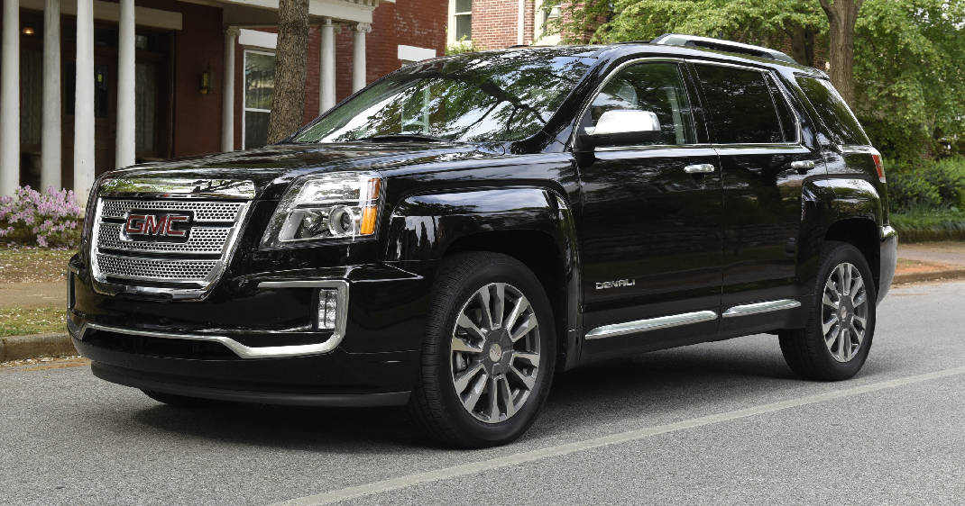 Test Drive 2016 Gmc Terrain Denali Full Review With Video