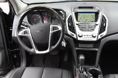 The Interior Of A Gmc Denali Is Photographed On Tuesday Apr 19 2016 In Chattanooga Tenn