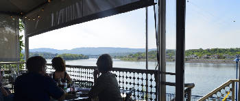 Six places in Chattanooga to dine on the water   Times Free Press