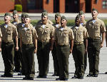Chattanooga native completes Marine bootcamp in honor of Fallen Five [photos]