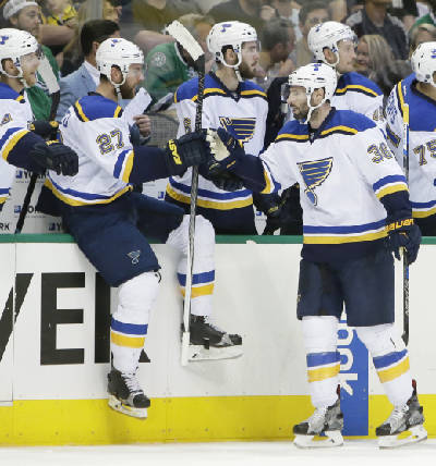 Pietrangelo Logs Heavy Ice Time In Blues Playoff Run Chattanooga Times Free Press