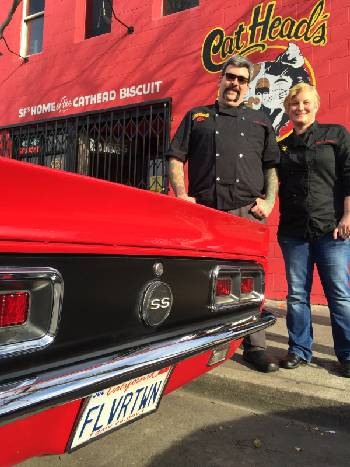 Cleveland Native Featured On Tonights Diners Drive Ins And Dives