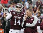 Dan Mullen hoping summer months can help determine MSU's top quarterback