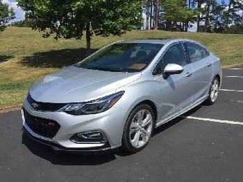 Test Drive 2016 Chevy Cruze Full Review