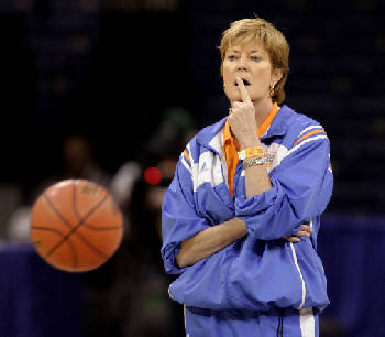 Pat Summitt became an icon, even if she didn't intend to be