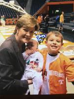 Cook: The gift of Pat Summitt from one mother to another