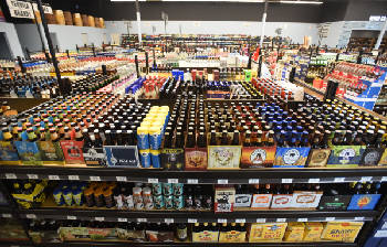 New 12,000-square-foot liquor store opens next week in