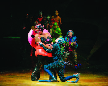 Off The Couch Cirque Du Soleil Coming To Chattanooga This Week