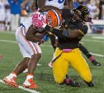 Charles Harris is latest in Missouri's defensive line standouts