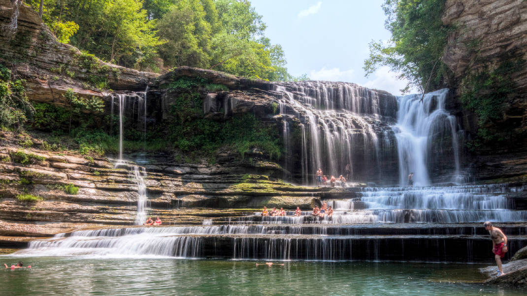 A guide to the Chattanooga area's 9 most unique swimming ...