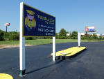 Megabus opens permanent Chattanooga bus stop, launches Knoxville route