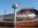 Some taken to hospital after exiting Delta Fair ride