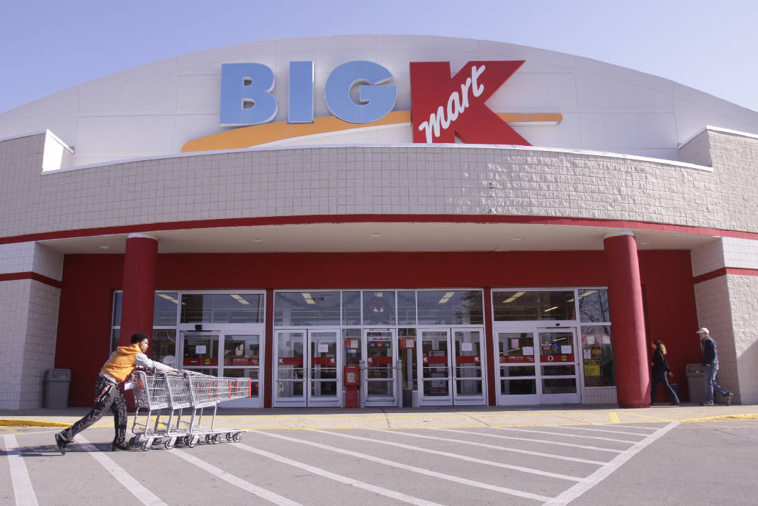 Kmart Shutting Down Its Last Remaining Store In Chattanooga