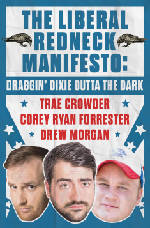 Chattanooga area comedian co-authors 'The Liberal Redneck Manifesto'