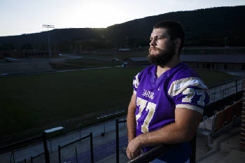 Troubled childhood doesn't stand in way of Sequatchie senior