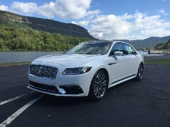 Full Review Of The 2017 Lincoln Continental