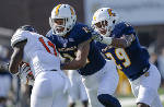UTC's Montrell Pardue turns in another takeaway score