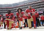 Greeson: Protests likely to get more play now that Kaepernick is playing