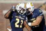 Mocs beat VMI 30-13 behind strong rushing attack [photos]