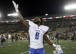 Middle Tennessee State upsets Missouri's homecoming with 51-45 win