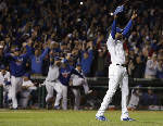 Chicago Cubs beat Los Angeles Dodgers 5-0 to reach first World Series since 1945