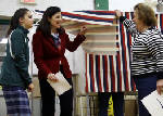 New voting laws had an effect, but not enough to sway the election's outcome