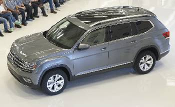 Vw Atlas Designers Say Chattanooga Made Suv For Americans