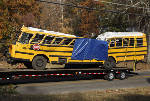 Local lawmakers favor push for mandatory seat belts on school buses [photos, interactive]